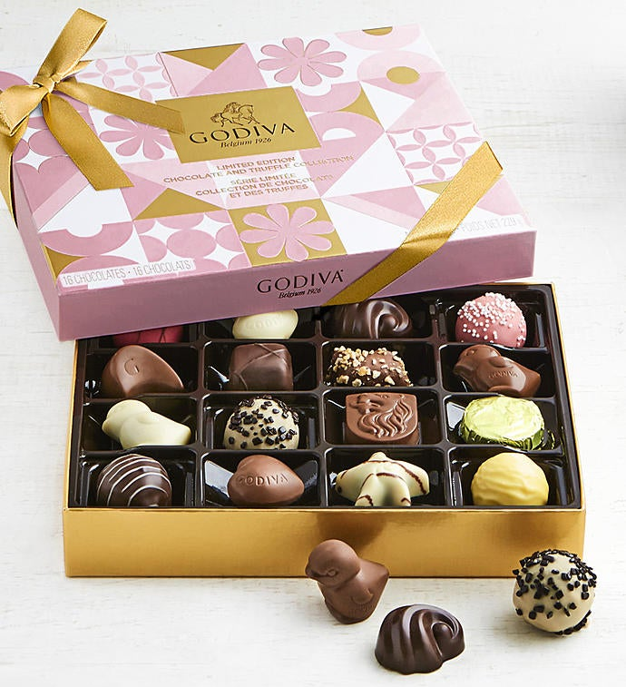 Godiva 16pc Limited Edition Chocolates & Truffles
